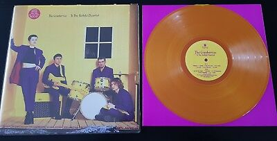 """The Cranberries """"To The Faithful Departed"""" LP 1996 Island 524 234 - Yellow Vinyl"""