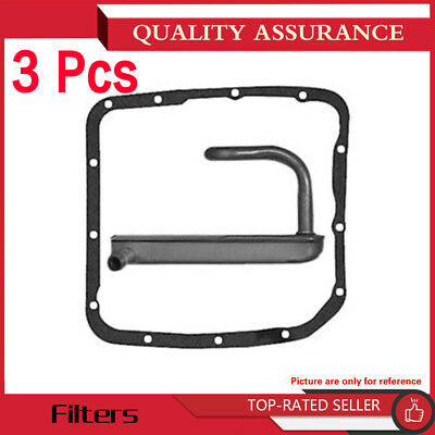 Hastings Filters-3PCS Auto Trans Filter For 1966 OLDSMOBILE CUTLASS V8 6.6L
