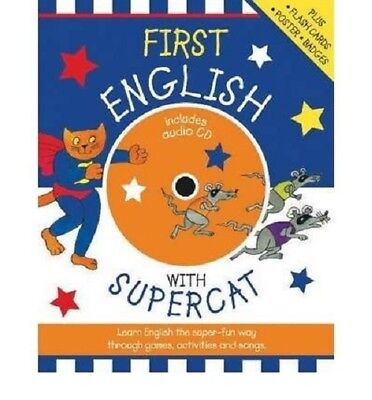 First English with Supercat, Catherine Bruzzone