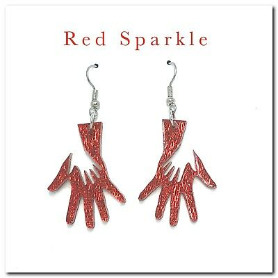 Hands Earrings, Dangle,Drop,Womens Fashion,Hanging,Jewellery,Gifts,Sparkle
