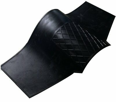 Rear Tunnel Car Mat Rubber for Hyundai i10 i20 i30 i40 ix35 Sonata All Models