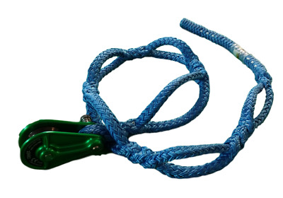 "Soft Anchor Rigging Sling 1/2"" x 5' with ISC RP048 Rigging Block"