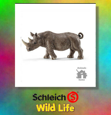 Life Paused Toys Schleich Rhinoceros 14743 Brand New with tag