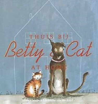Betty & Cat at Home | Dutch Bilingual Childrens Book