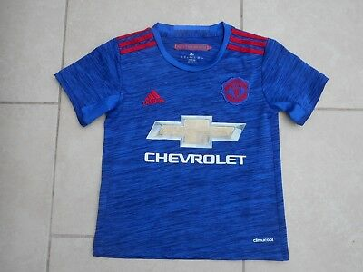 Official Manchester United Away  Shirt 2014/15 Childs 9-10 Years * Excellent