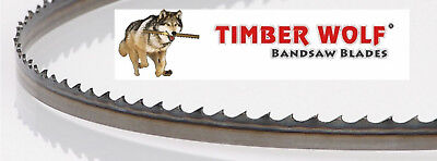 "Timber Wolf Bandsaw Blade 1/4"" X 131.5"" 6 TPI"