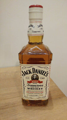 Jack Daniel's 1907 WHITE LABEL 700ml from AUSTRALIA new and sealed