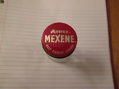 Vintage Austex Mexene Chili Powder Seasoning Bottle