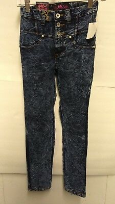 New Girls Lavd Stretch High Waisted Jeggings