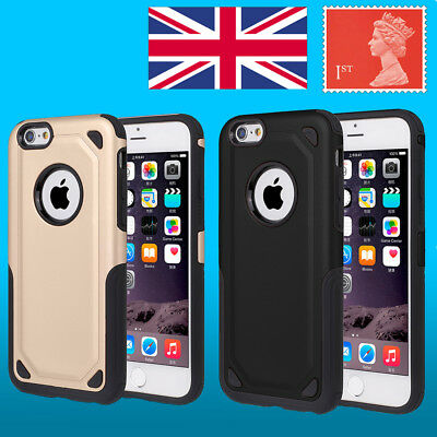 Protective Builders Workman Shock proof Bumper Hard Case Cover for Apple iPhone