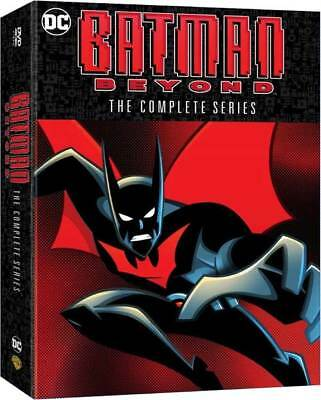 Batman Beyond: The Complete Series + Bonus Disc (DVD, 9 Disc Set) Free Shipping