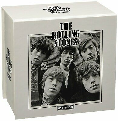 Rolling Stones Rolling Stones In Mono box set 15 CD NEW sealed