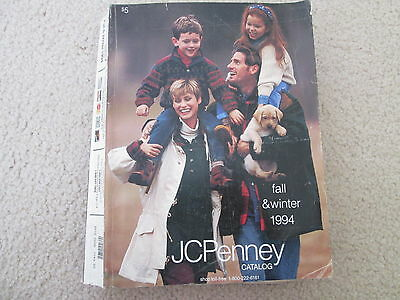 JCPenney Catalog Fall Winter 1994 Penneys