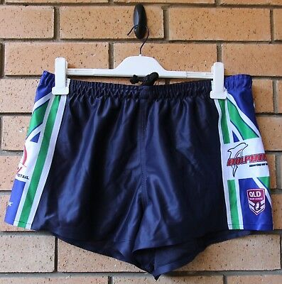 Dolphins Qrl Rugby League Classic Men's Shorts Size 24