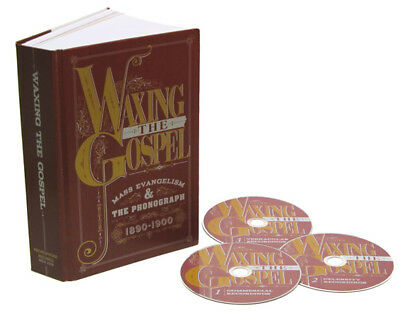 Various Artist Waxing The Gospel: Mass Evangelism & The 3 CD NEW sealed