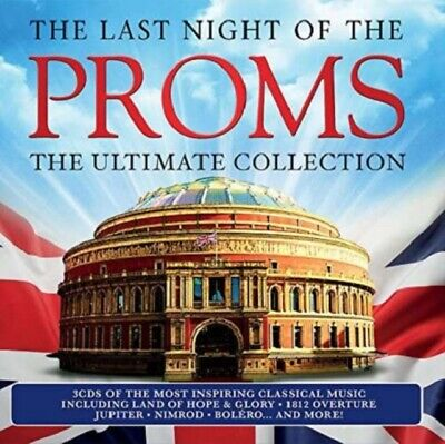 V/A Last Night Of The Proms: Ultimate Collection 3 CD NEW sealed