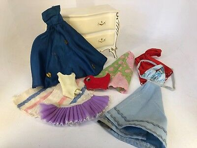 Vintage Pedigree - Sindy - 1970s TLC and Home Made Lot