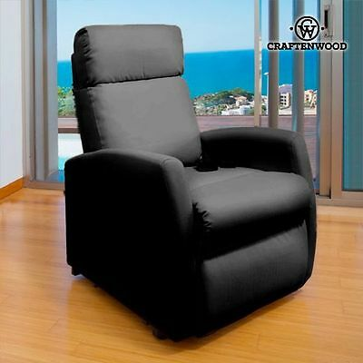 Compact 6021 Massage Relax Chair Remote Control Heated Armchair Recliner Comfort