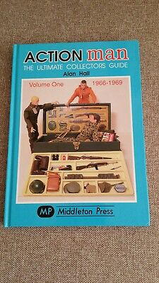 VINTAGE Action Man Book Ultimate Collectors Guide Volume 2 ...