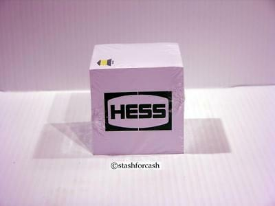 Hess Rare Paper Cube