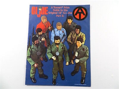 Action Force /GI Joe Tomart Price Guide, Part 2, DIN 4 Katalog / Heft