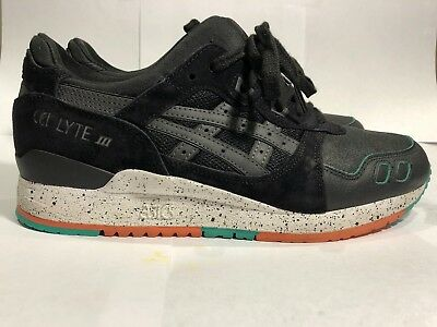 ASIC GEL LYTE III Green Green Suede Puddle Pack Size 10 -  79.99 ... 16f497831e
