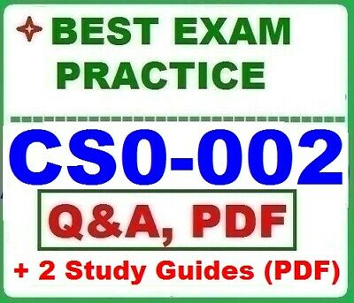 CompTIA Cybersecurity Analyst CSA+ CS0-001 Exam Practice Q&A + FREE Study Guide