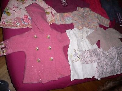 Lot de 14 vêtements fille 6 mois