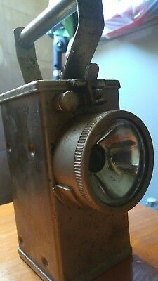 safety lamp england nife nh10a