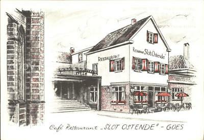 12339909 Goes Netherlands Cafe Restaurant Slot Ostende Goes