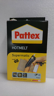 Pattex Hot Melt Supermatic Glue gun