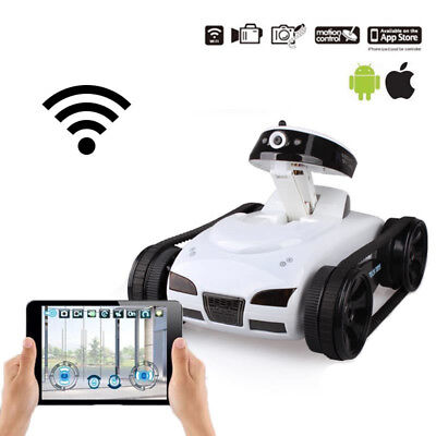 Appbot iPATROL Riley WiFi enabled mobilized home monitoring robot IOS Android
