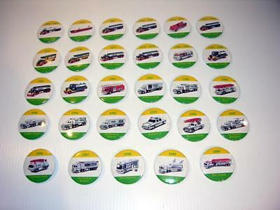 Hess Small Pin Set 1964 to 2000 - Must See!