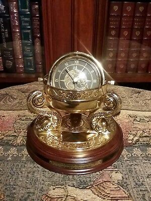 Franklin Mint The Maritime Chronometer National Maritime Historical Society