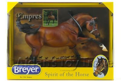 Breyer Empres Champion Arabian Stallion - Traditional Horse NIB + Tack 1794