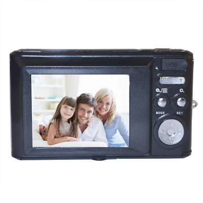 KINGEAR V700 2.4 Inch TFT Color LCD Screen 18MP 1080 HD Anti-shake Smile Capture