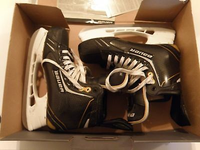 BAUER SUPREME TOTAL ONE NXG hockey skates MENS sz 10.5D pre model to MX3 S1