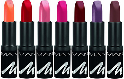 Manhattan PERFECT CREAMY & CARE Lipstick Lip Colour Make Up Nude Pink Red Brown