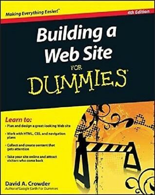 Building a Web Site For Dummies, 4th Edition  PDF Read on PC/SmartPhone/Tablet