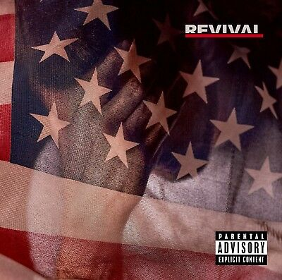 Eminem : Revival (CD) NEW 2017