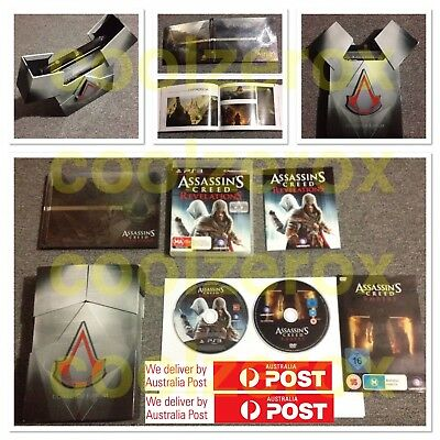 Rare Assassins Creed Revelations Collectors Edition -playstation 3 PS3-ausseller