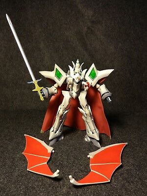 Yamato Transforming Escaflowne Guymelef Action Figure Loose