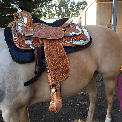 Western Saddle/ Circle Y/ Heritage Collection