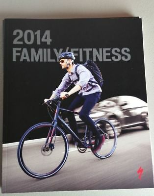 62009ad90d6 Specialized Bicycle Bike Family Accessories Sales Brochure Catalog NEW 55  Pages