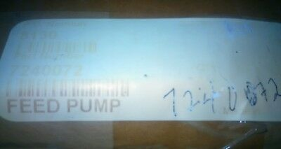 Volvo feed pump. 7240072. no core charge