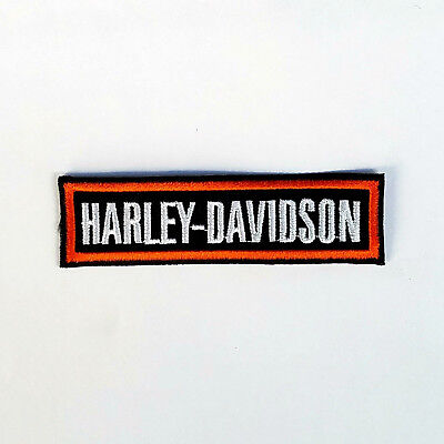 Harley Davidson Badge Sew-on Patch