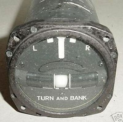 28W2-A2A, Aircraft R.C. Allen 28V Electric Turn Bank Indicator