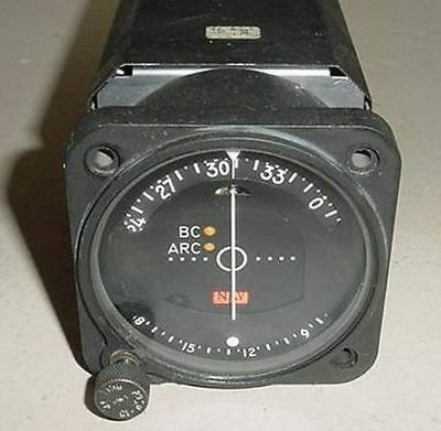 46860-1200, ARC Avionics / Cessna Aircraft IN-385AC VOR Indicator