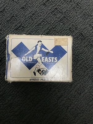 Wafl Old Easts Playing Cards