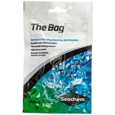 Seachem The Bag For Use With Purigen, Chemipure, Macropore, & Many More